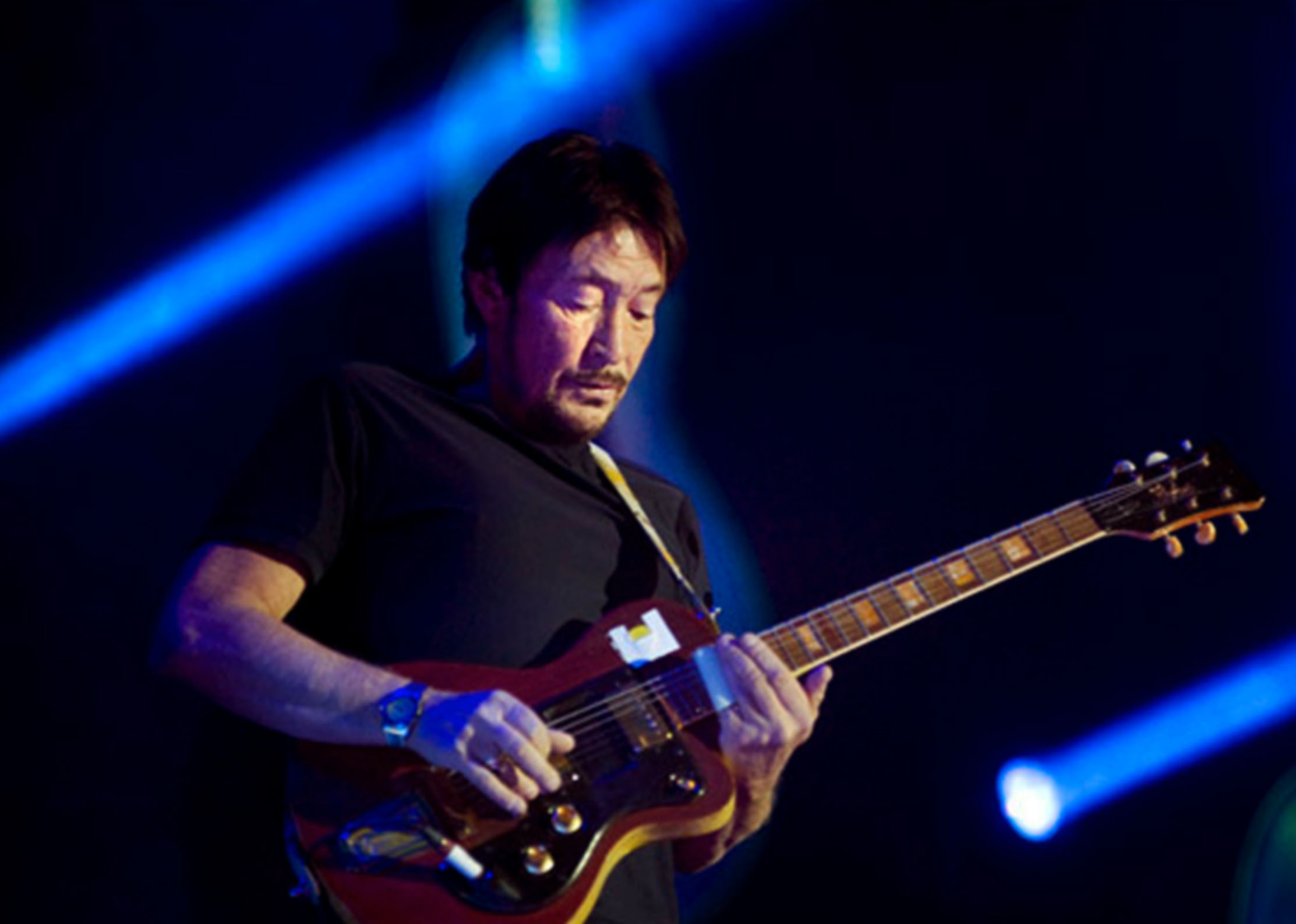 "Chris Rea ""The Last Open Road Tour"" im Herbst"