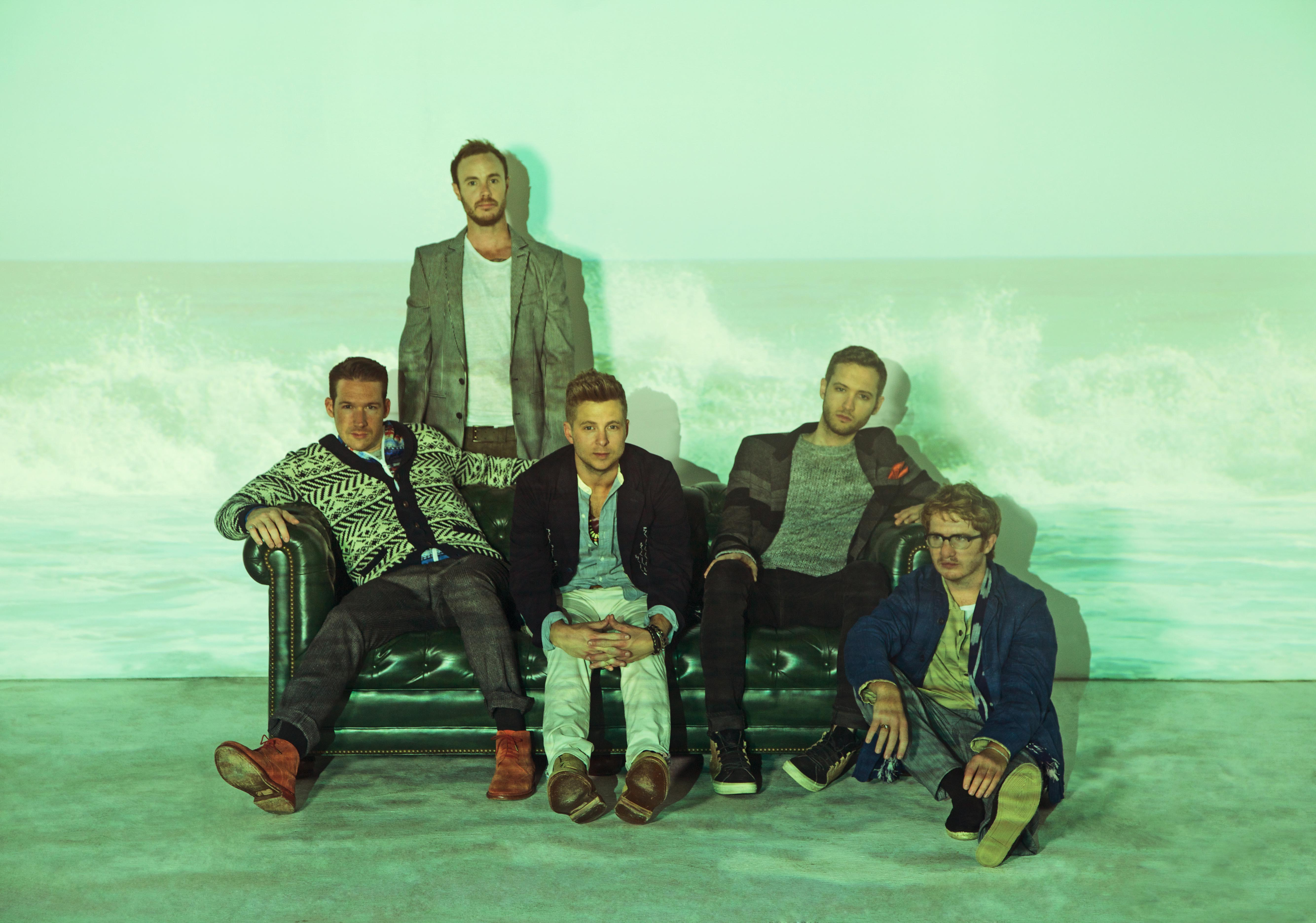 OneRepublic vom 27. bis 31. Oktober auf Tour