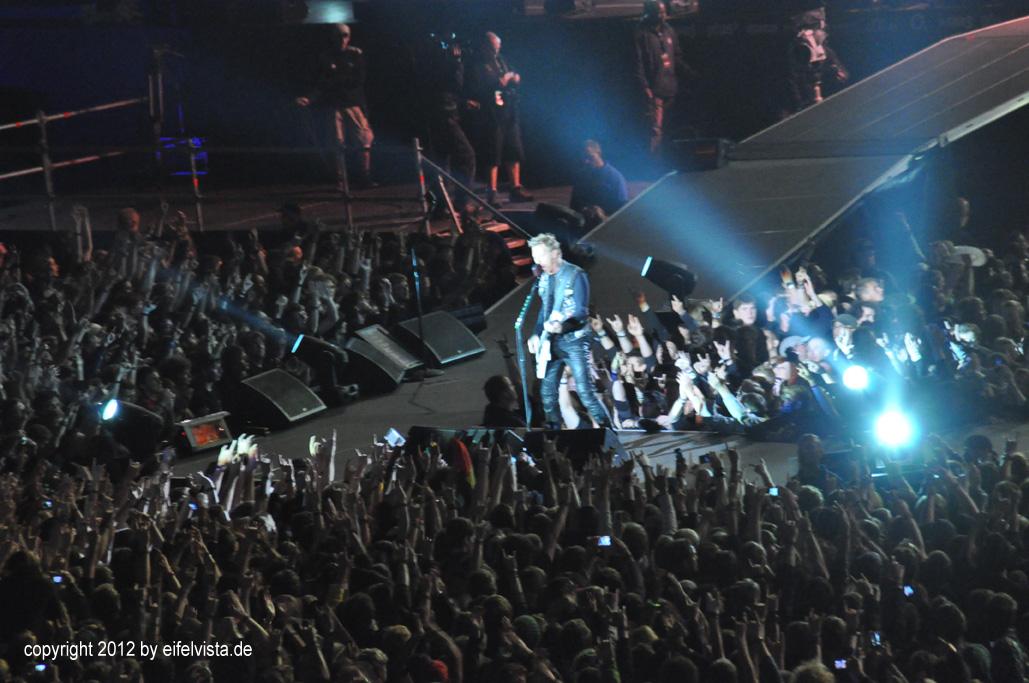 Metallica am 4. Juni bereits ausverkauft – Jetzt Tickets für Rock am Ring sichern