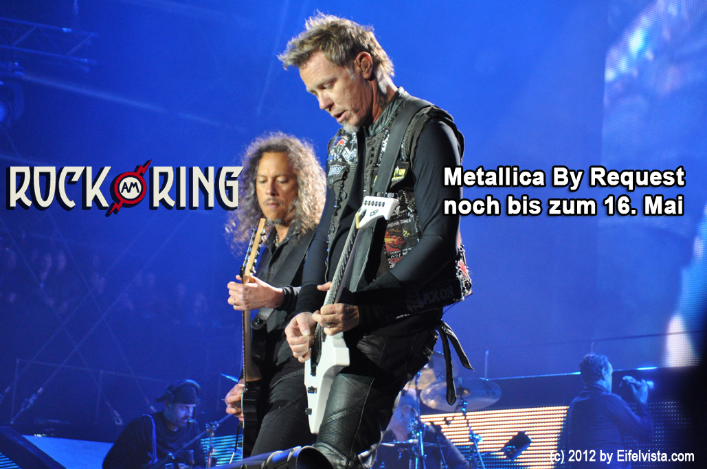 Metallica By Request noch bis zum 16. Mai – zwei weitere Überraschungen