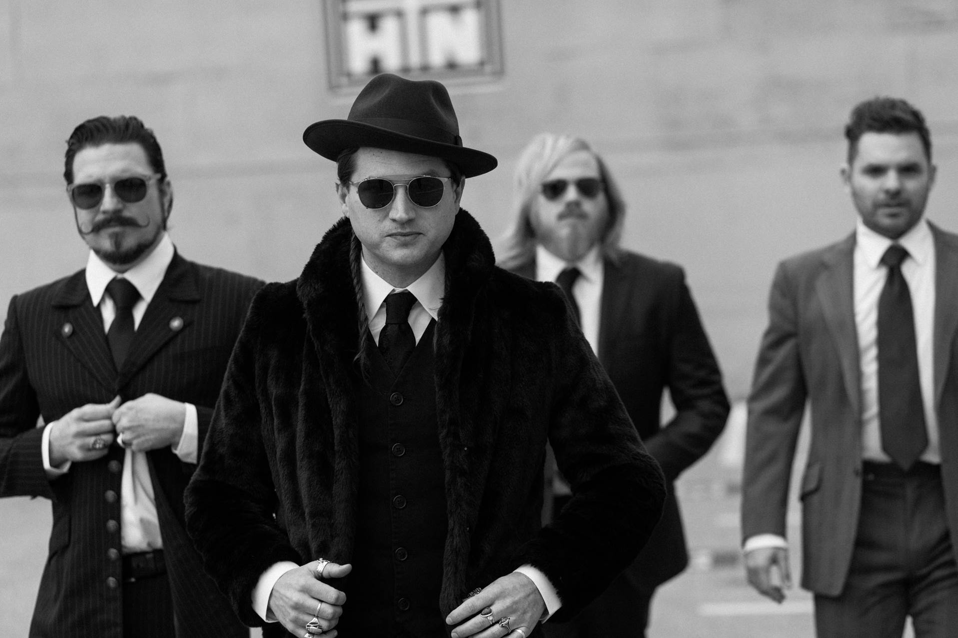 Rival Sons: Clubshow am 5. Juni in Berlin – Samstags auf Rock am Ring