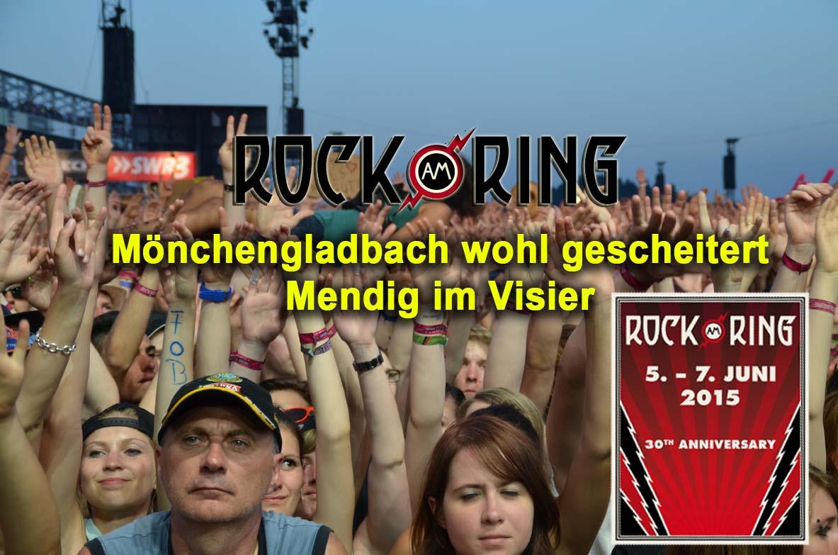 Mönchengladbach Als Austragungsort Für Rock Am Ring 2015 Wohl