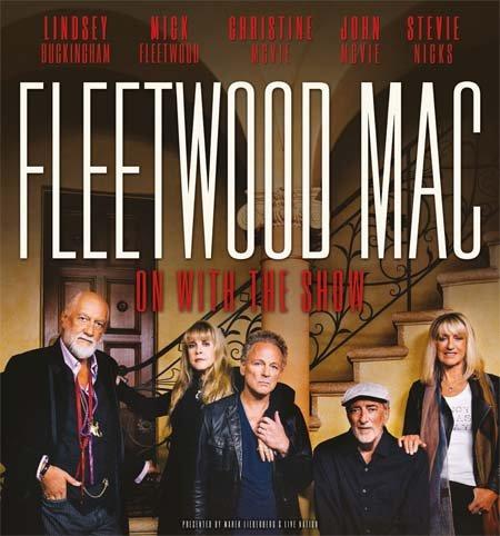 Einziges Konzert in Deutschland: Fleetwood Mac am 4. Juni in Köln – Limitierte Anzahl VIP Packages