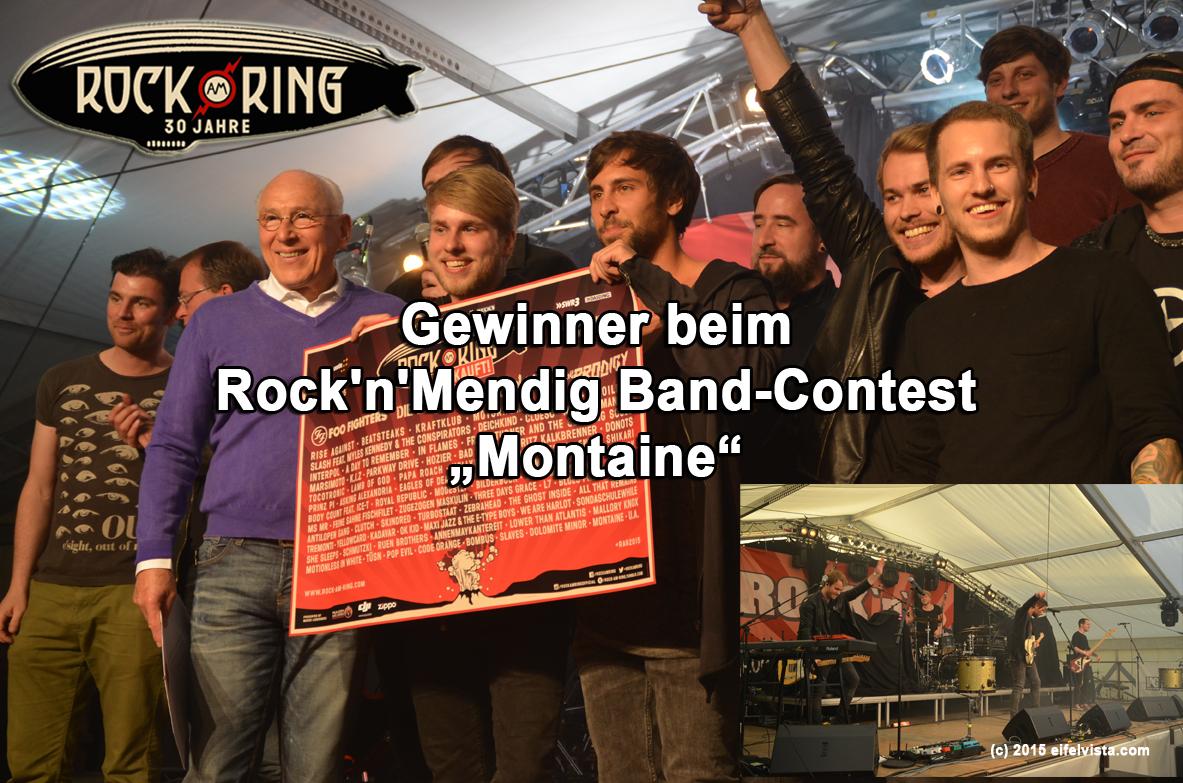 Montaine Gewinnen Rocknmendig Der Bandcontest Zu Rock Am Ring 2015