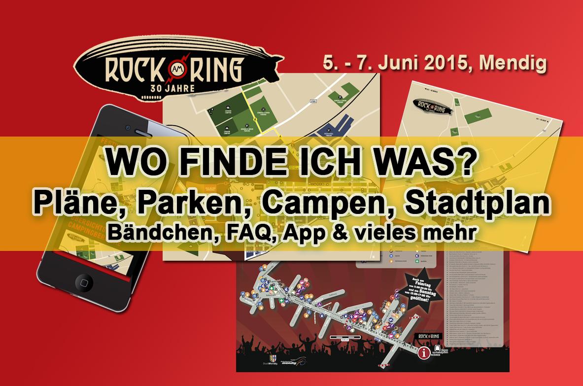 Rock Am Ring 2015 Festivalpläne Aktualisiert