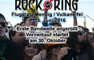 Rock am Ring gibt erste Bands bekannt – Vorverkauf startet am 30. Oktober