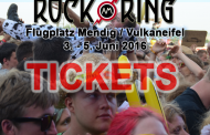Tickets – Rock am Ring 2016