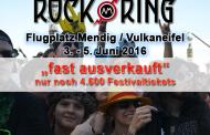 Rock am Ring Karten knapp: Noch 4.500 Festivaltickets