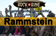 Rammstein auf Rock am Ring 2017 – weitere Bands angekündigt