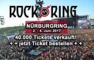Schon 40.000 Tickets für Rock am Ring verkauft – Nürburgring heißt Zuschauer willkommen