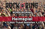 Rock am Ring 2017 – Heimspiel für viele Fans und Bands