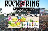 Rock am Ring Park- und Campingflächen optimiert