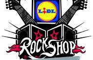 LIDL RockShop auf Rock am Ring 2017 – RockShop-Oma Jutta in Action