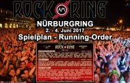 Rock am Ring 2017 – Spielzeiten veröffentlicht