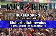 Rock am Ring verschärft Sicherheitsmaßnahmen für Festivalbesucher