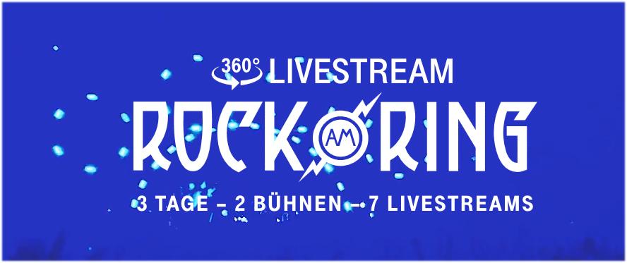 Rock am Ring Livestream – Das sind die Acts