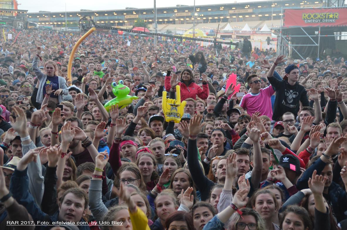 Rock am Ring 2018: Erste Bands – Tickets ab 1. November