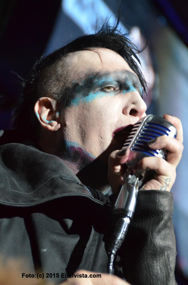 Marilyn Manson auf ARTE Concert – Tapes