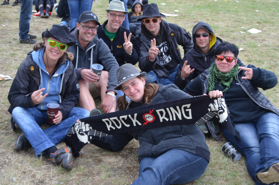 Rasanter Vorverkaufsstart – Rock Am Ring 2018 Tickets heiß begehrt