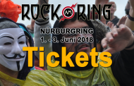 Tickets – Rock am Ring 2018