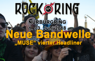 Neue Bandwelle: MUSE vierter Headliner bei Rock am Ring 2018