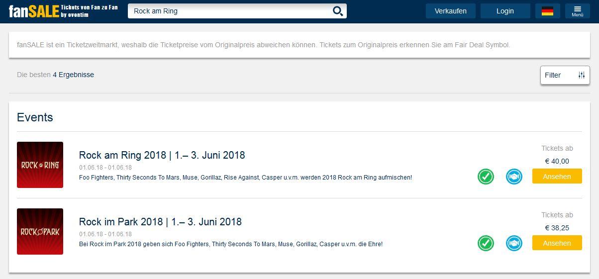 "Eventim ""fanSALE"" erhält Google AdWords-Zertifikat"