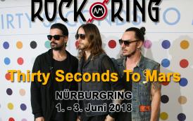 """Thirty Seconds to Mars veröffentlichen neue Single """"Dangerous Night"""""""