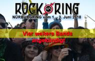 Rock am Ring 2018 – Weitere Bands angekündigt