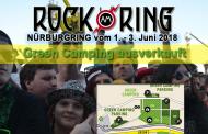 Green Camping ausverkauft