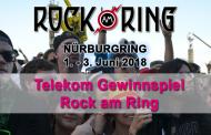Telekom Gewinnspiel – Rock am Ring