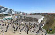 Lidl: Vollversorger für 170.000 Fans auf Ring und Park