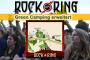 Große Nachfrage: Rock am Ring erweitert Green Camping Flächen