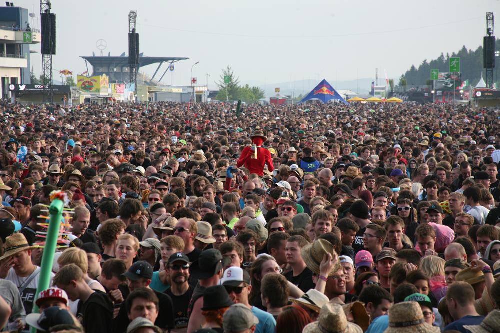 Über 100.000 Tickets verkauft – Aktuelle Preisstufe für Rock Am Ring und Rock Im Park verlängert bis Ende Februar