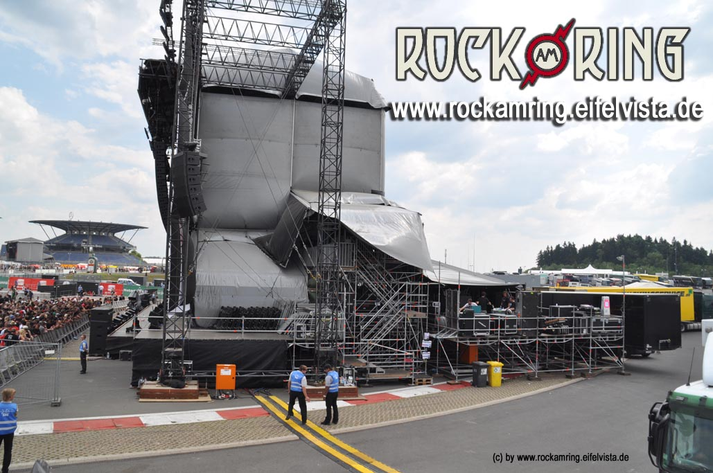 "Vier Tage ""Rock am Ring"" (5. bis 8. Juni 2014) – Headliner: Metallica, Kings Of Leon, Linkin Park und Iron Maiden – Tickets ab 27. November, 9:00 Uhr"