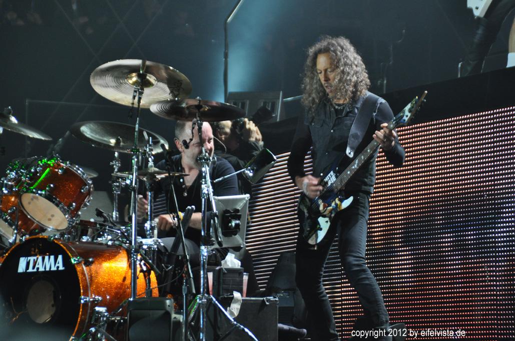 Metallica kündigt sich selbst zu Rock am Ring und Rock im Park 2014 an - Eventim-Tickets hier