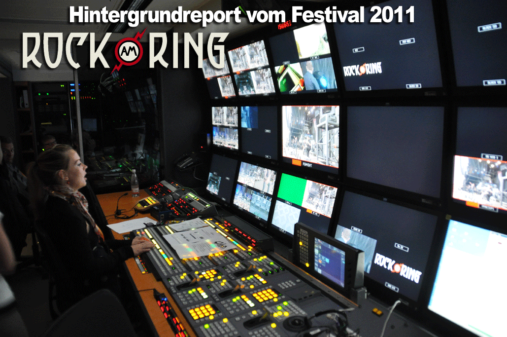 Technik-Backstage – Hintergrundreport vom Festival