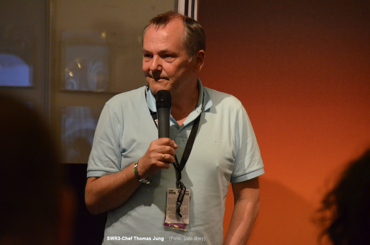 EinsPlus, SWR3, DASDING übertragen 30 Jahre Rock am Ring 2015 in Mendig