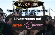 ARTE Concert mit Livestreams von Rock am Ring