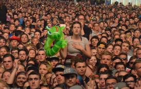Rock am Ring & Co. – Open-Air Festival Sommer fällt wieder ins Wasser
