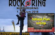 Rock am Ring Wegweiser veröffentlicht - Infield-Plan zum Download