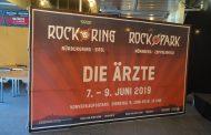 """Rock am Ring 7. – 9. Juni 2019: """"Die Ärzte"""" – Vorverkauf gestartet"""