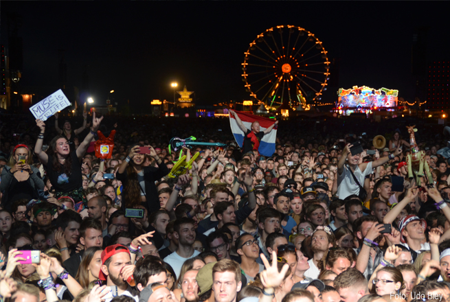 4,2 Millionen Fans verfolgten Livestreams von Rock am Ring 2018