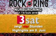 3sat zeigt vier Stunden Highlights von Rock am Ring