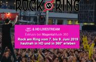 MagentaMusik 360 – Rock am Ring hautnah in HD und in 360° erleben