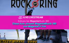 Rock am Ring Livestream – Diese Acts zeigt MagentaMusik 360