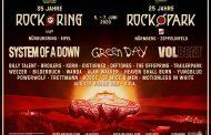Rock am Ring und Rock im Park : Erste Bandwelle veröffentlicht