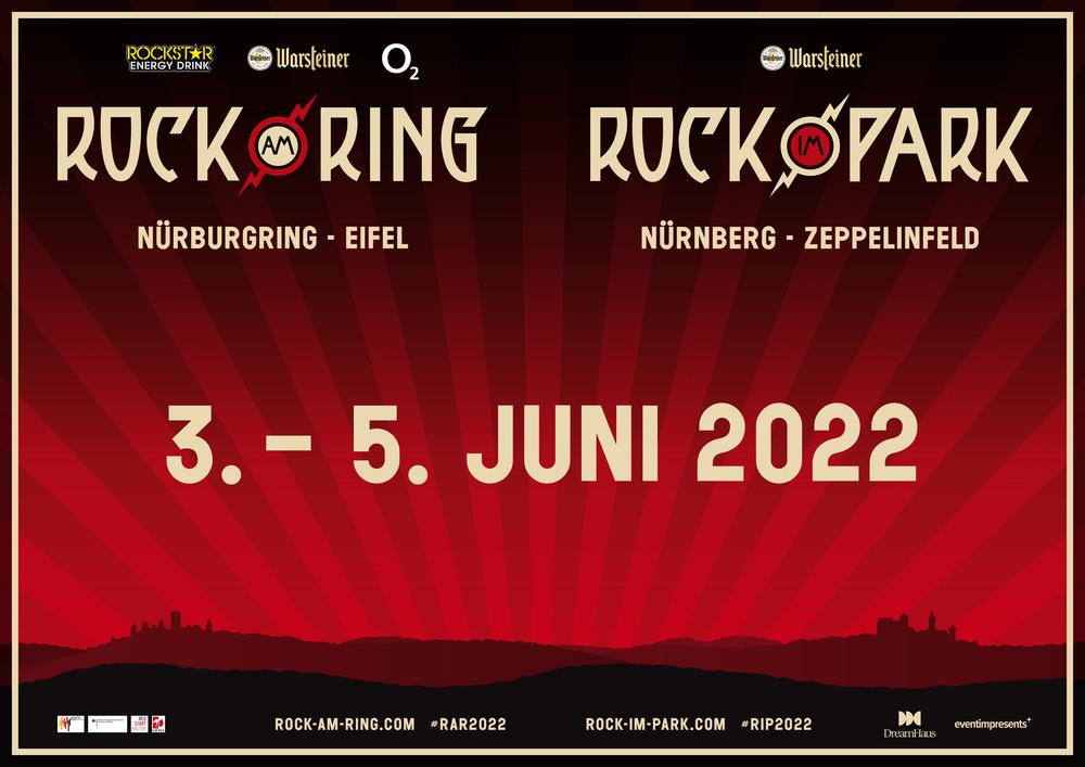 Ticket Tausch Phase für Rock am Ring 2022 startet am 15. April