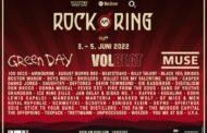 MUSE dritter Headliner auf Rock am Ring 2022
